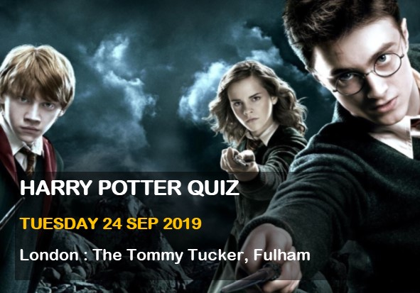 Harry Potter Quiz - Fulham