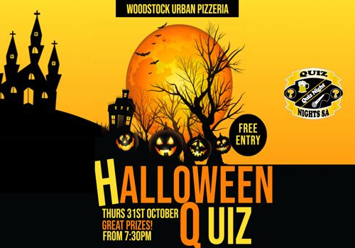 Woodstock Urban Pizzeria Quiz