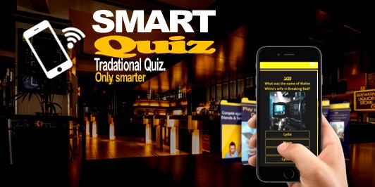 Quiz Nights to return slowly to venues - with Smart Quizzing
