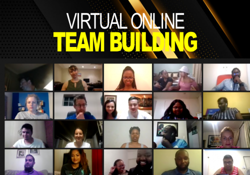 Online Team Building Events