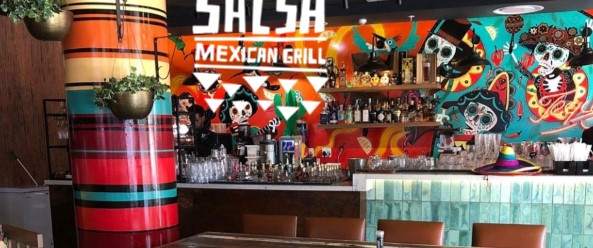 .*NEW VENUE* Salsa Mexican Grill Loftus